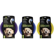 "Starmark Easy Glide Durafoam Disc 9"" Dog Fetch Toy Assorted Colours"
