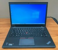 Lenovo ThinkPad T450s Intel i5-5300U 2.3ghz HD+ Laptop 8GB RAM 256GB SSD Win 10