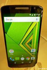 Motorola Moto X Play XT1562 - 16GB - Black - Unlocked - Grade B - Warranty