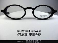 [ ImeMyself Eyewear ] Matsuda 10302 (Black) vintage frames optical eyeglasses
