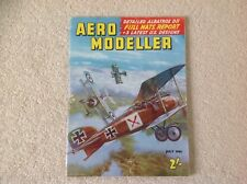 Aero Modeller July 1961 magazine