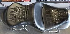 Used Kawasaki VN900 Vulcan Flamed Gel Seat