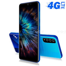 2021 Smartphone 6,3 Zoll Android 10 Handy Ohne Vertrag LTE 4G Dual SIM Quad Core