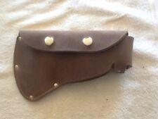 Leather Axe Sheath for Hudson Bay Axe Camp Split & Kindle