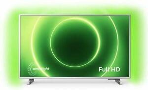 """Philips 32PFS6905/12 Mittelsilber 32"""" LED TV Fernseher Smart"""
