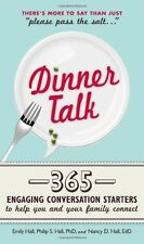 Dinner Talk: 365 engaging conversation starters to help you and your family conn