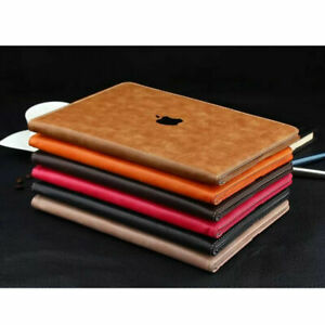 For iPad 9.7 10.5 Pro Air Mini 4 3 2 PU Leather Luxury Stand Wallet Case Cover