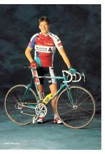 CYCLISME carte cycliste HENRI MANDERS équipe HELVETIA