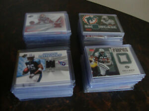2006 Football---Game Jerseys---Misc.Sets---(1) Card---Buyer's Choice---See List