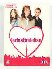 Le Destin de Lisa N°7 Coffret 3 DVD / Episodes 145 à 168
