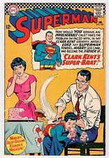 DC SUPERMAN #192 Jan 1967 Vintage Comic
