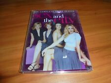 Sex and the City: The Complete Third Season (DVD, 2002, 3-Disc) Used 3 3rd Three