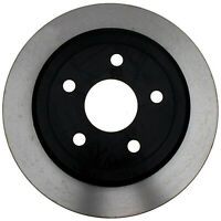 Disc Brake Rotor Rear ACDelco Pro Brakes 18A2465