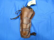 Leather Holster ANY 22 SA Revolver 6 1/2 inch Barrel or Shorter. Left Hand Draw.