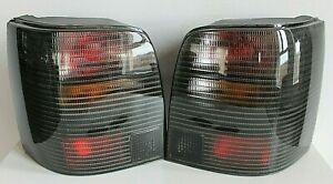 Tail lights VW B5 B5.5 Passat Smoked Clear Rare Taillights Set Variant 1997-2004