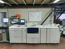 More details for xerox j75 colour press with twin sra3 deck, production finisher and ex-j75 fiery