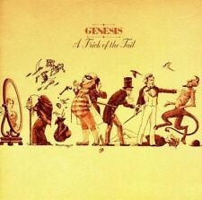 GENESIS A TRICK OF THE TAIL 2008 REMASTER & STEREO MIX CD NEW