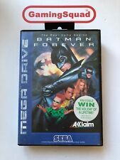 Batman Forever Sega Mega Drive, Supplied by Gaming Squad