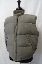 Men's Napapijri Geographic Duck Down Gilet Waistcoat Size XL AA2773