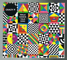 CRAZY P - WALK DANCE TALK SING - 11 TRACKS - 2015 - NEUF NEW NEU