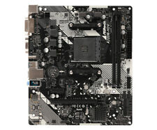Asrock AM4 AMD A320M-HDV Micro ATX DDR4-SDRAM Motherboard Socket AM4