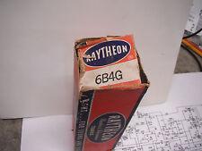 NOS NIB Raytheon 6B4G tube, nice!