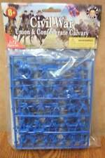 BILLY V AMERICAN CIVIL WAR  UNION & CONFEDERATE CALVARY 1/72  FIGURES