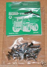 TAMIYA 58268 MAMMUT DUMP TRUCK, 9465568 / 19465568 Screw BAG, RARE, NIP
