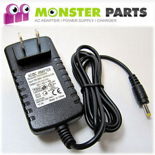 AC Power Adapter for Casio Keyboard CTK 720/2000/2100/3000/4000 WK 110/200/210