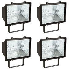 4 x as-Schwabe 1000 Watt Strahler Halogenstrahler Baustrahler 1000W IP54 W Außen
