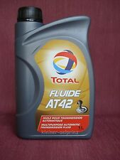 TOTAL fluide AT 42 / ATF Dexron®-III G / Automatikgetriebeöl / Öl Servo 1 Ltr.