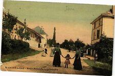 CPA  St-André-le-Gaz -Route Nationale Lyon-Grenoble    (241866)