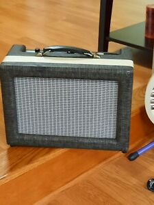 Vintage 1962 Supro Super 1606 Amplifier RARE TWO TONE, UPDATED