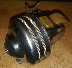 Vintage Garcia Abu-Matic 140 Casting Fishing Reel Circa 1950's Made in Sweden