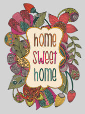Valentina Ramos - Home Sweet Home - Ready Framed Canvas 30x40cm