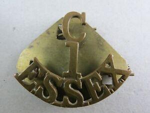 Military Shoulder Title 1st Cadet Battalion Essex Regiment British Army