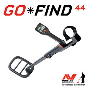 Minelab Go-Find 44 Metal Detector