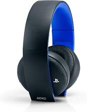 Sony PlayStation 4 Gold Wireless Gaming Headset 7.1 Surround Sound PS4