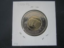 Canada  2$ dollars  (Twoonie) 2005  Proof Like coin