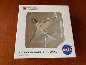 1/200 HOGAN M-SERIES  NO. 60135 NASA LOCKHEED MARTIN S-3 VIKING N601NA