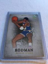 2012/13 Upper Deck SP Authentic Dennis Rodman Detroit Pistons #9