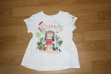 """CATIMINI : tee-shirt manches courtes """"Crazy Summer"""" - Taille 4 ans"""