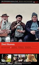 DREI HERREN (Karl Merkatz, Karl Markovics, Ottfried Fischer) NEU+OVP
