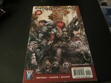 GEARS OF WAR #10 1ST PRINT RARE COMIC!! SEE MY OTHERS!