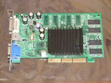 nVidia GeForce FX5200 AGP 128Mb 8x VGA video card