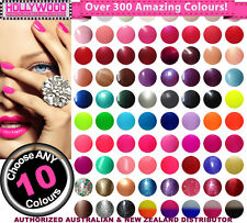 ANY 10x Bluesky UV Gel Nail Polish + Removal Wraps + BONUSES - Over 300+ Colours