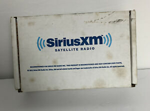 SiriusXM Onyx EZ XEZ1 Satellite Radio Receiver - Black