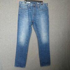 "Gap Slim Fit Straight Leg Mens Jeans Size 36 L36"" Zipper Fly"