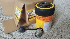 New listing Enerpac Rch 202 Hydraulic Holl-O-Cylinder 20 Tons New!