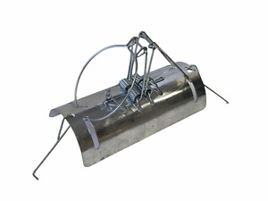 Tunnel Mole Trap | Heavy Duty Metal | Quick and Effective | Dual Entry